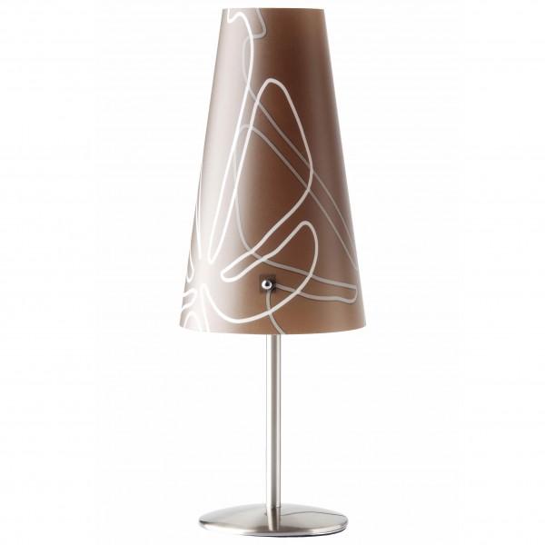 Brilliant 02747/23 Isi Tischleuchte Kunststoff/Metall Leuchte