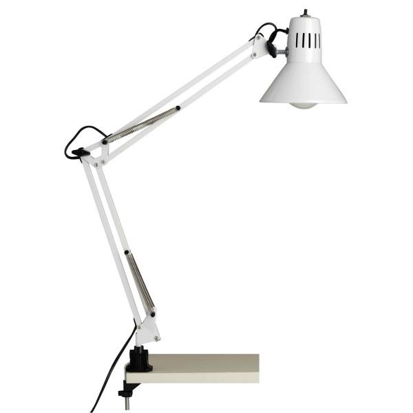 Brilliant 10802/05 Hobby Schreibtischklemmleuchte Metall Leuchte