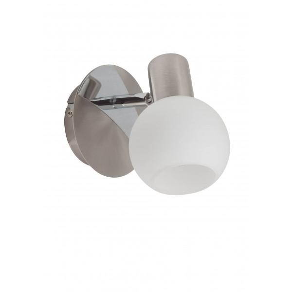 Brilliant 15610/13 Tiara Wandspot Metall/Glas Beleuchtung