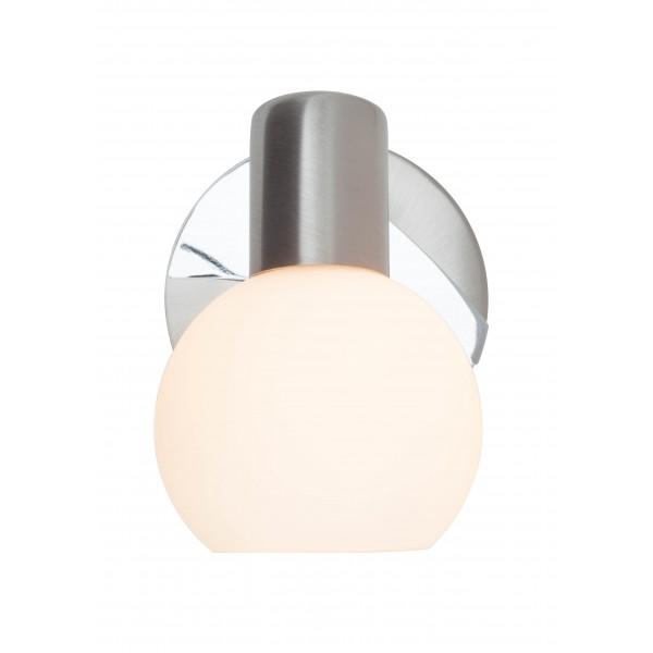 Brilliant 15610/13 Tiara Wandspot Metall/Glas Lampe