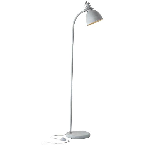 Brilliant 23758/70 Jesper Standleuchte 22cm Metall Beleuchtung