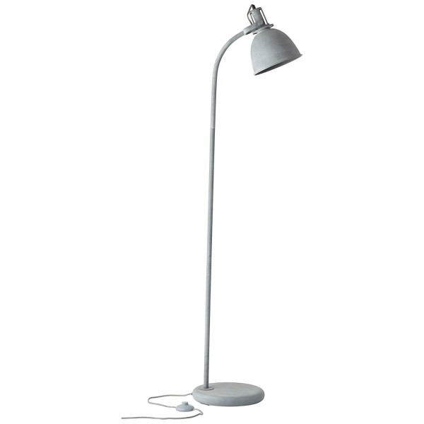 Brilliant 23758/70 Jesper Standleuchte 22cm Metall Lampe