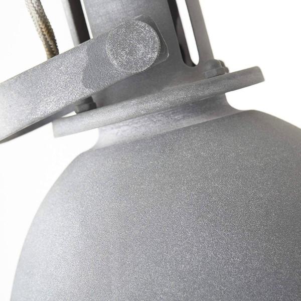Brilliant 23758/70 Jesper Standleuchte 22cm Metall Haengeleuchte