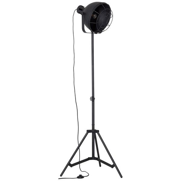Brilliant 23759/06 Jesper Standleuchte 39cm (Gitter) Metall Beleuchtung