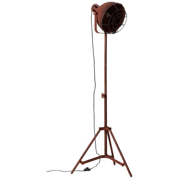 Brilliant 23759/55 Jesper Standleuchte 39cm (Gitter) Metall Beleuchtung