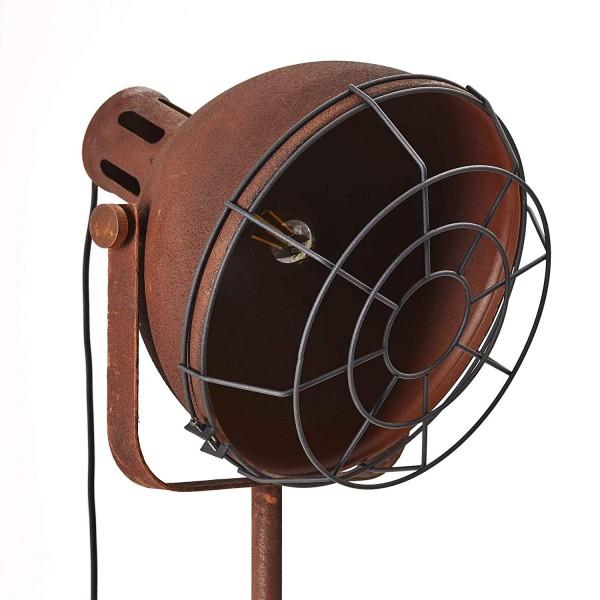 Brilliant 23759/55 Jesper Standleuchte 39cm (Gitter) Metall Haengeleuchte