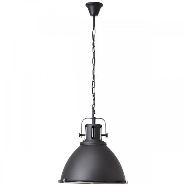 Brilliant 23770/06 Jesper Pendelleuchte 47cm (Glas) Metall/Glas Lampe