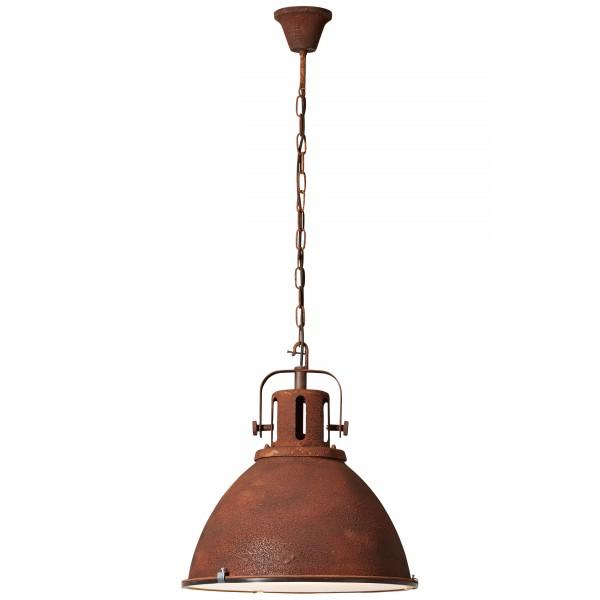 Brilliant 23770/55 Jesper Pendelleuchte 47cm (Glas) Metall/Glas Lampe