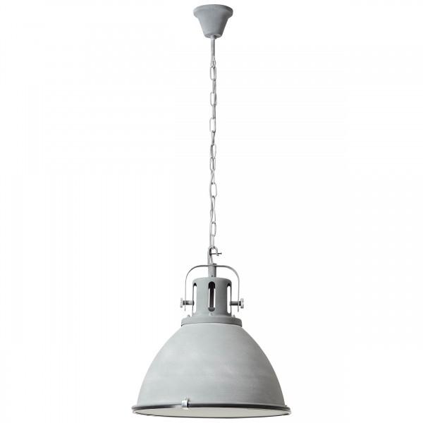 Brilliant 23770/70 Jesper Pendelleuchte 47cm (Glas) Metall/Glas Beleuchtung