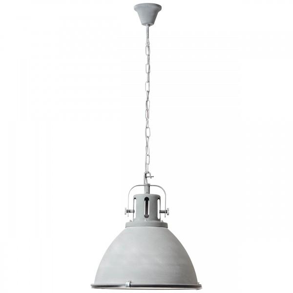 Brilliant 23770/70 Jesper Pendelleuchte 47cm (Glas) Metall/Glas Lampe