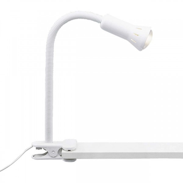 Brilliant 24705T05 Flex Klemmleuchte Metall/Kunststoff Leuchte