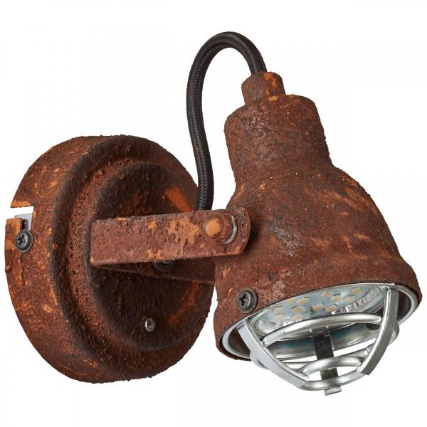 Brilliant 26310/60 Bente Wandspot Metall Beleuchtung