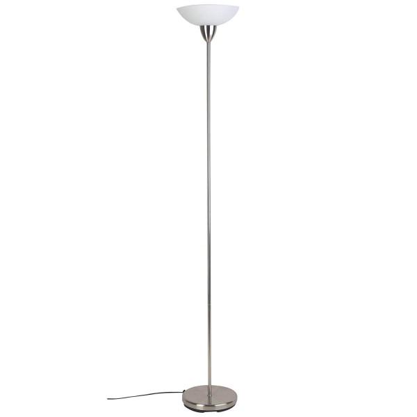 Brilliant 27160/13 Darlington Deckenfluter Metall/Glas Leuchte