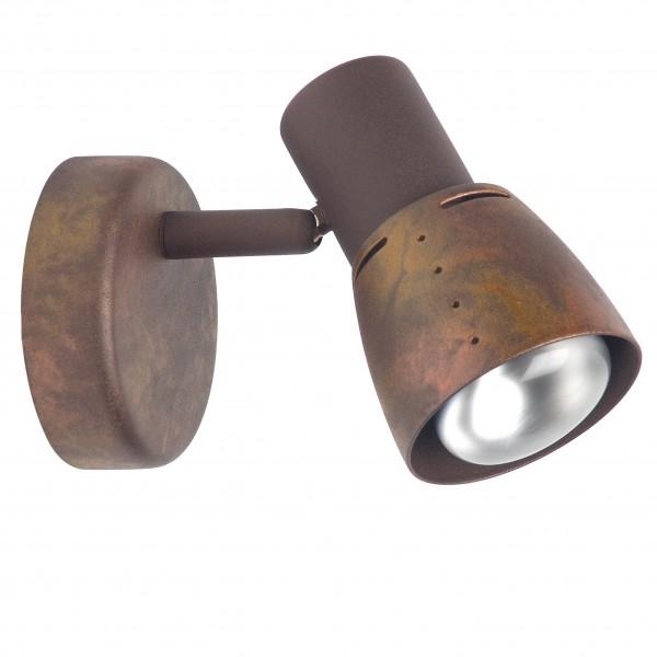 Brilliant 39510/56 Lava Wandspot Metall Leuchte