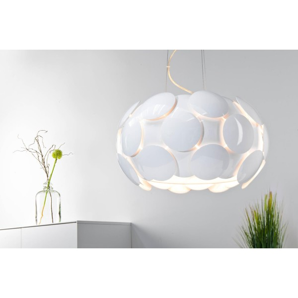 Brilliant 60877/05 Status Pendelleuchte 50cm Kunststoff/Metall Lampe