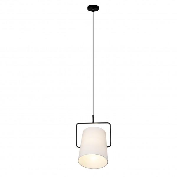 Brilliant 63170/76 Bucket Pendelleuchte Metall/Textil Lampe