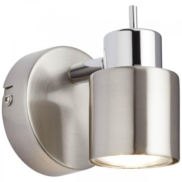 Brilliant 74510/77 Andres Wandspot Metall Lampe