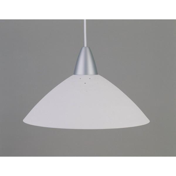 Brilliant 78270/05 Logo Pendelleuchte 35cm Metall/Kunststoff Beleuchtung