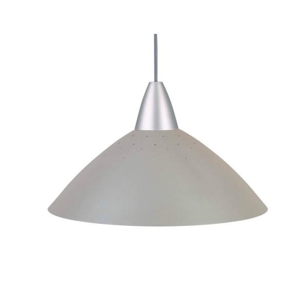 Brilliant 78270/11 Logo Pendelleuchte 35cm Metall/Kunststoff Beleuchtung