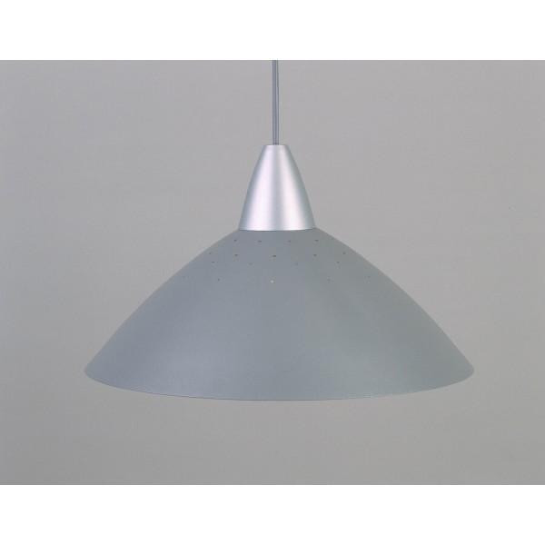 Brilliant 78270/11 Logo Pendelleuchte 35cm Metall/Kunststoff Lampe