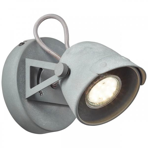 Brilliant 78610/70 Ka Wandspot Metall Leuchte