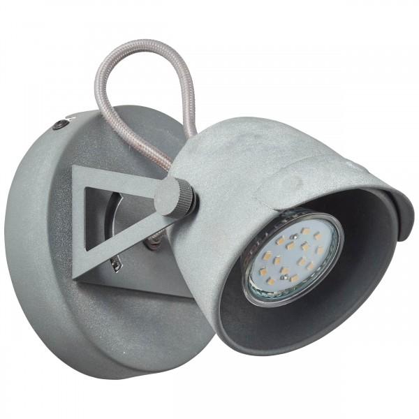 Brilliant 78610/70 Ka Wandspot Metall Beleuchtung