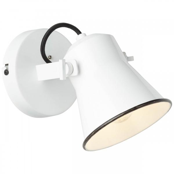 Brilliant 82310/05 Croft Wandspot Metall Lampe