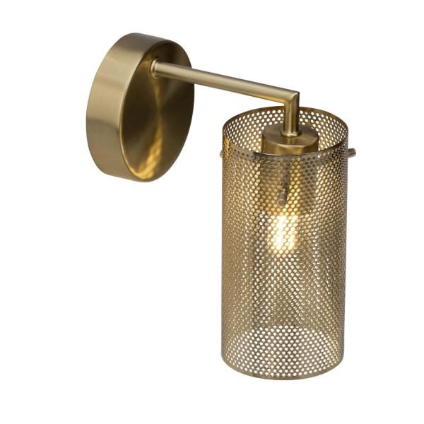 Brilliant 90060/18 Gracian Wandleuchte Metall Leuchte