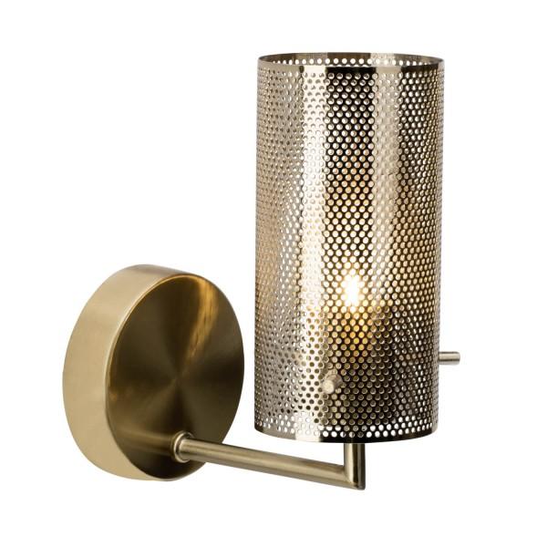Brilliant 90060/18 Gracian Wandleuchte Metall Beleuchtung