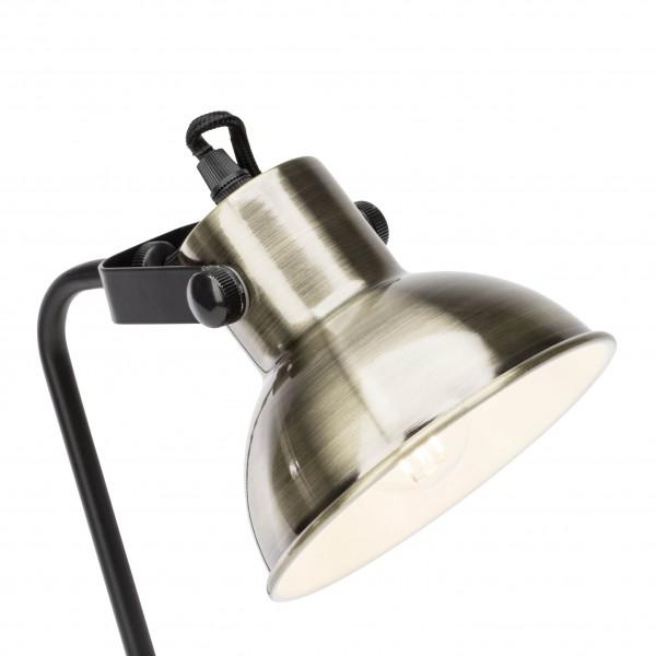 Brilliant 90088/31 Ester Tischleuchte Metall Beleuchtung