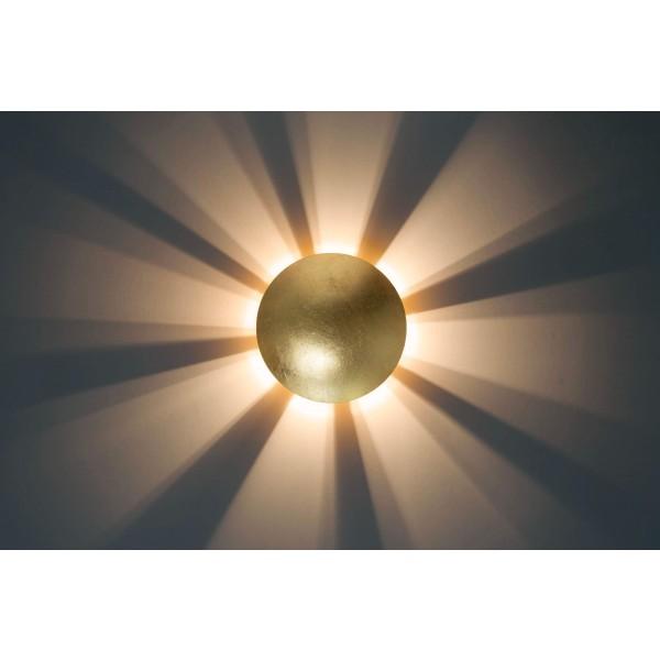Brilliant 90220/69 Sunset Wandleuchte Metall Lampe