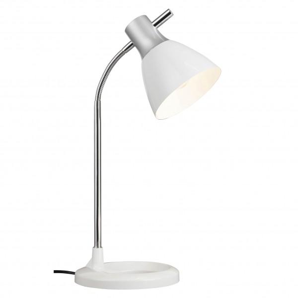 Brilliant 92762/05 Jan Tischleuchte Metall/Kunststoff LED Lampen
