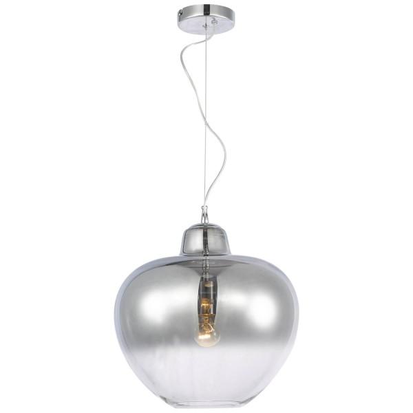 Brilliant 93216/15 Dust Pendelleuchte 37cm Glas/Metall LED Lampen