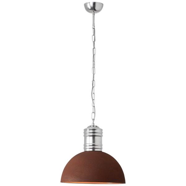 Brilliant 93252/60 Frieda Pendelleuchte 41cm Metall LED Lampen
