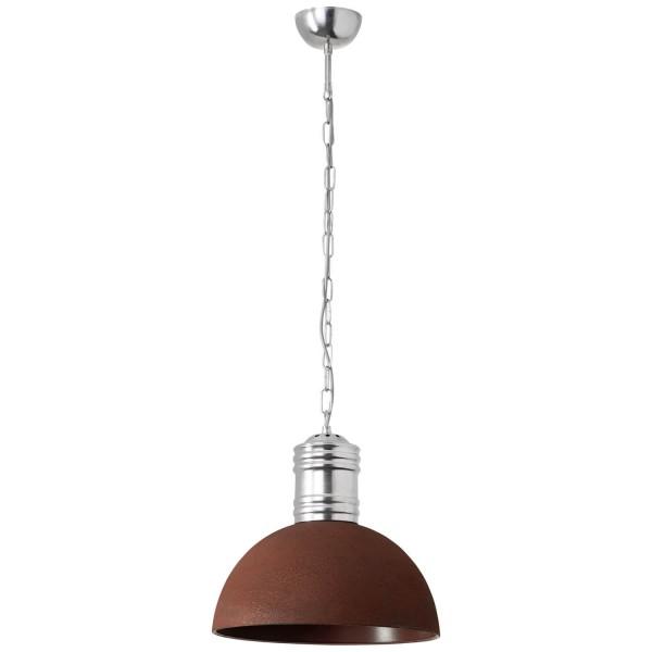 Brilliant 93252/60 Frieda Pendelleuchte 41cm Metall schoene lampenwelt