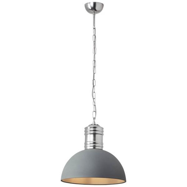 Brilliant 93252/70 Frieda Pendelleuchte 41cm Metall LED Lampen