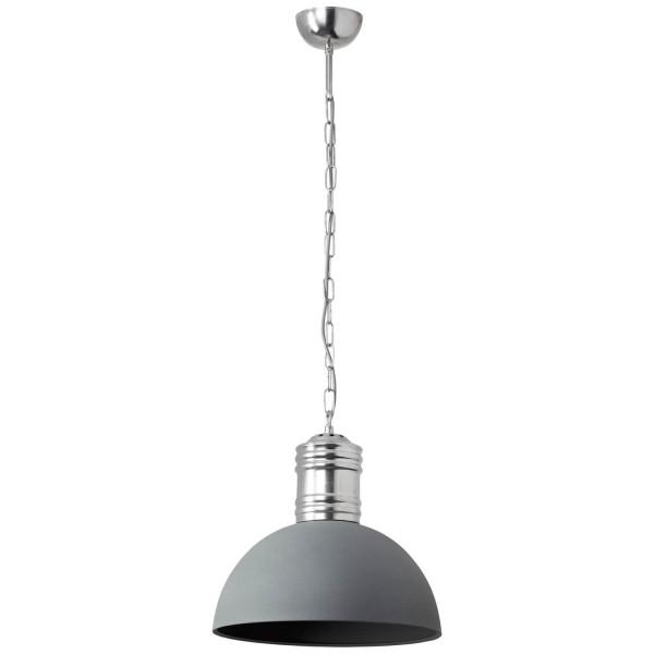 Brilliant 93252/70 Frieda Pendelleuchte 41cm Metall schoene lampenwelt