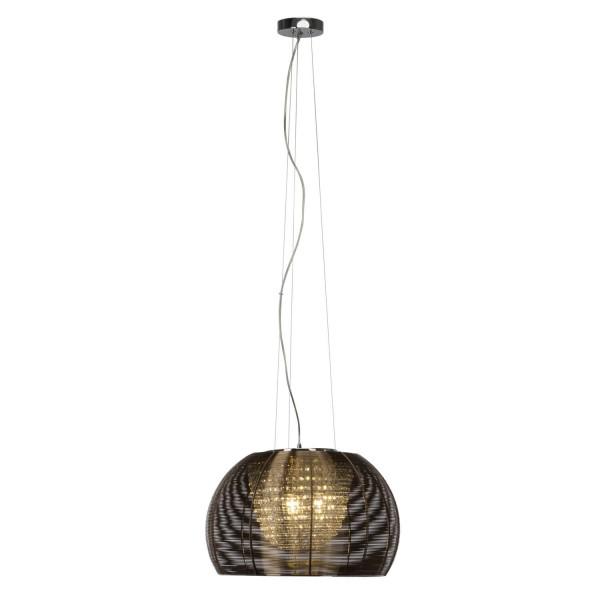 Brilliant 93286/53 Discovery Pendelleuchte 45cm Metall/Glas LED Lampen