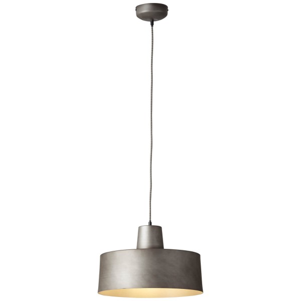 Brilliant 93307/84 Nana Pendelleuchte 40cm Metall LED Lampen