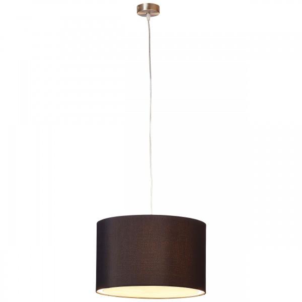 Brilliant 93374/06 Clarie Pendelleuchte 40cm Metall/Textil LED Lampen