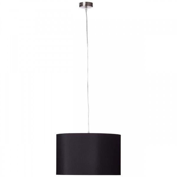 Brilliant 93374/06 Clarie Pendelleuchte 40cm Metall/Textil Leuchten