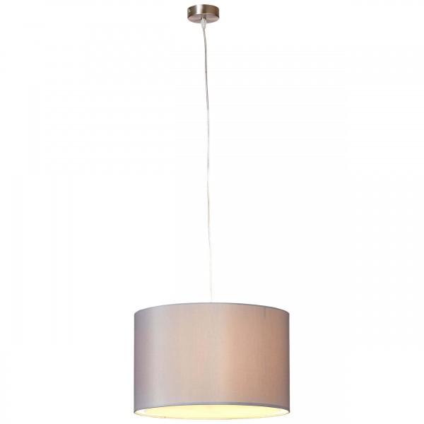 Brilliant 93374/22 Clarie Pendelleuchte 40cm Metall/Textil LED Lampen