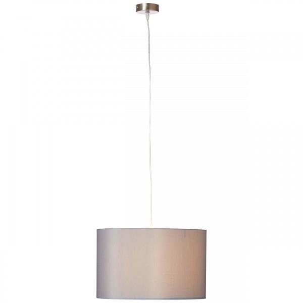 Brilliant 93374/22 Clarie Pendelleuchte 40cm Metall/Textil Leuchten