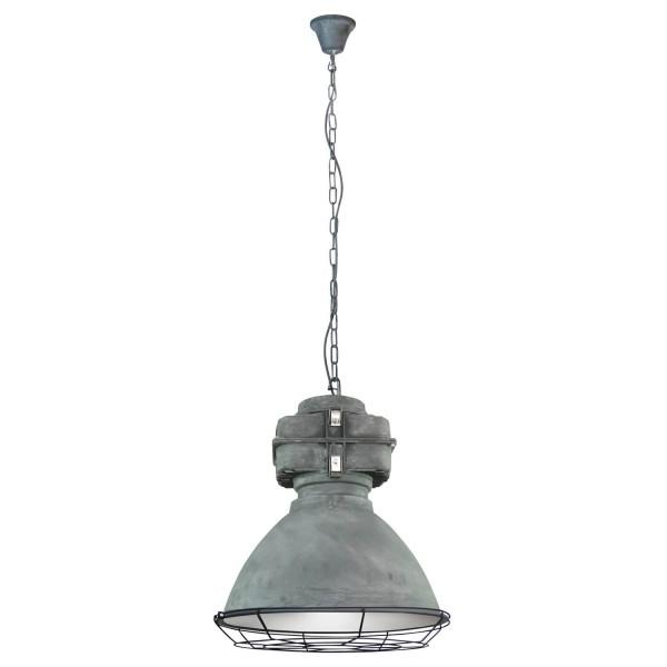 Brilliant 93444/70 Anouk Pendelleuchte 48cm (Glas) Metall/Glas LED Lampen