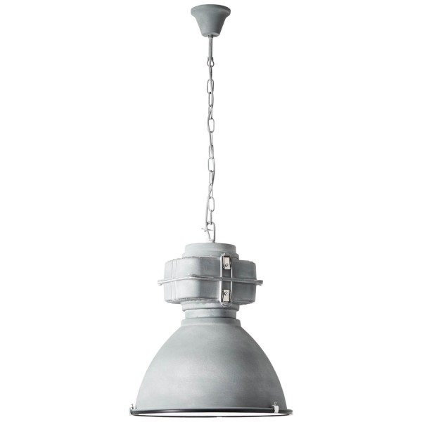 Brilliant 93444/70 Anouk Pendelleuchte 48cm (Glas) Metall/Glas Beleuchtung