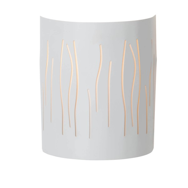 Brilliant 93461/05 Kinley Wandhalbschale Metall/Kunststoff LED Lampen