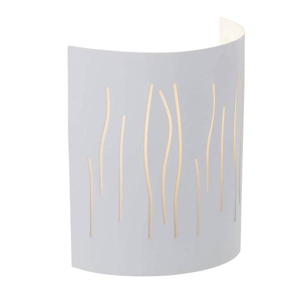 Brilliant 93461/05 Kinley Wandhalbschale Metall/Kunststoff schoene lampenwelt