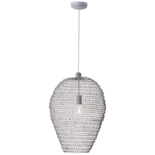 Brilliant 93462/70 Maze Pendelleuchte 43cm Metall LED Lampen