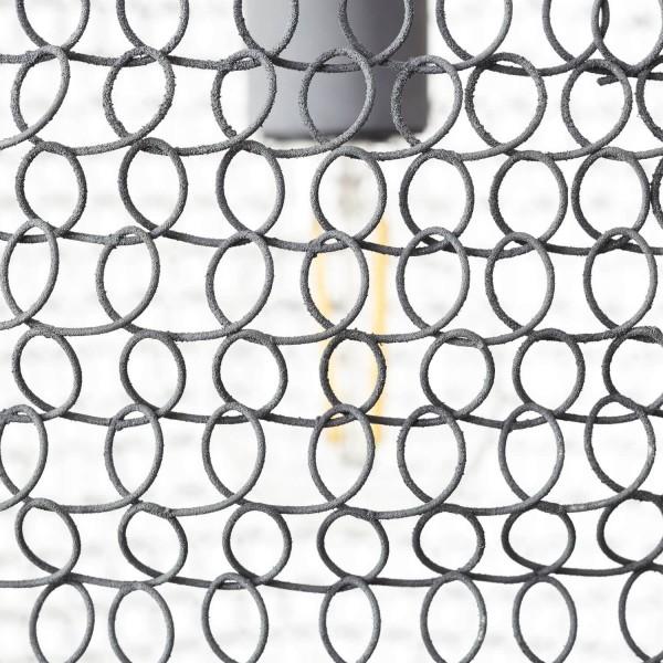 Brilliant 93462/70 Maze Pendelleuchte 43cm Metall Leuchten