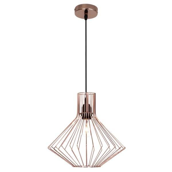 Brilliant 93478/29 Dalma Pendelleuchte 30cm Metall LED Lampen